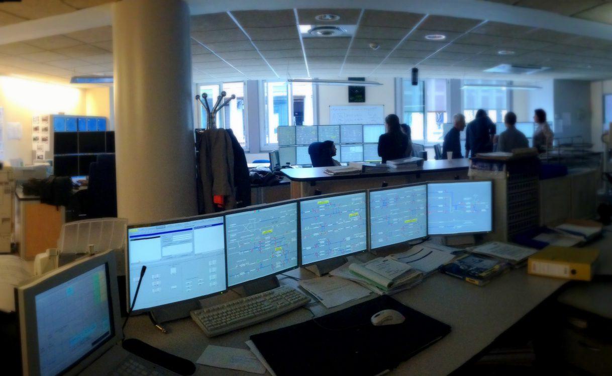 Centre Controle Operationnel